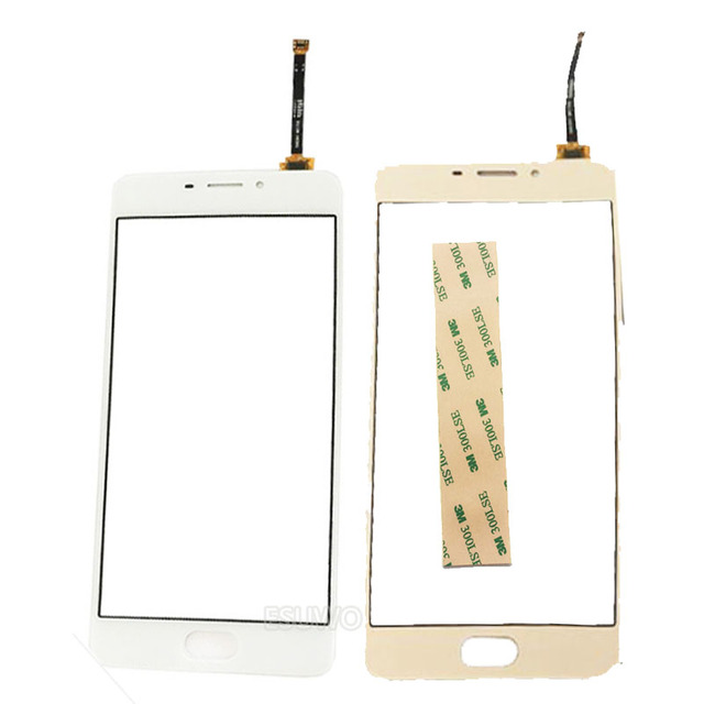 3Color Touch Panel Panel For Meizu M5 Note / Meilan Meiblue Note 5 Note5 Touch Screen Sensor Front Glass Digitizer Panel
