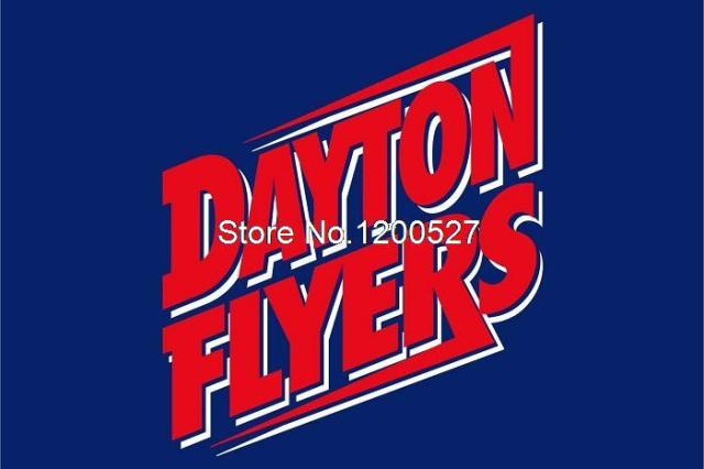 Dayton Flyers Flag 3ft X 5ft Polyester NCAA Dayton Flyers Banner