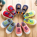 12-36M 2016 New Spring Baby Shoes First Walker Girls Canvas Shoes Children Brand Breathable  Autumn Toddler Girl Shoes Hard Sole