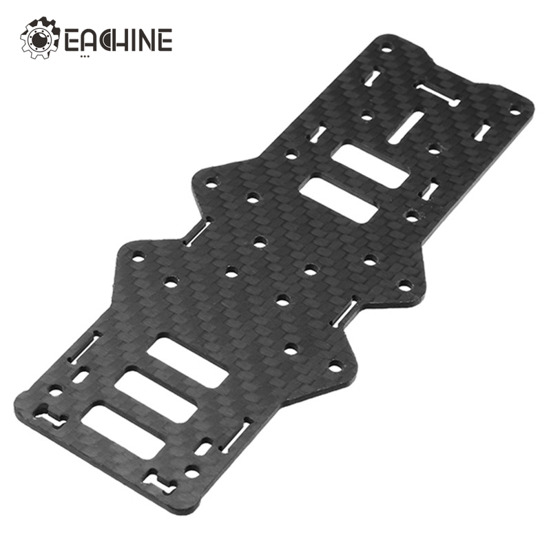Original Eachine Wizard X220S FPV Racer Spare Part Lower Plate Bottom Plate 2mm for RC Racing Camera Drone Accessories AccsOriginal Eachine Wizard X220S FPV Racer Spare Part Lower Plate Bottom Plate 2mm for RC Racing Camera Drone Accessories Accs