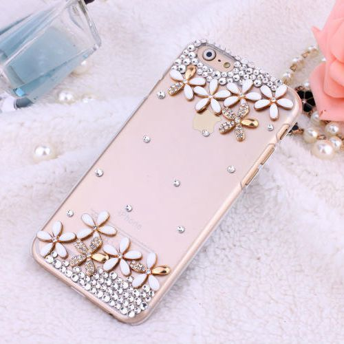 new arrival 82d31 538bd US $6.12 |WEMECOFA 1pcs Luxury Rhinestone Bling case For samsung s6 edge  cover DIY Diamond mobile back cover on Aliexpress.com | Alibaba Group