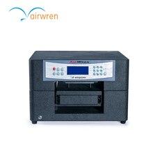 Venda quente Crianças Clothings A4 Pequeno Tamanho de Impressão Da Máquina de Impressão Digital