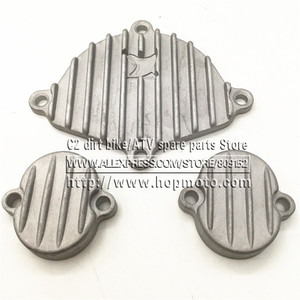 YX 150CC 160CC Engine Cylinder head Cover 150 Timing Chain Cover Yinxiang 160 Kayo Spare Parts Free Shipping(China)
