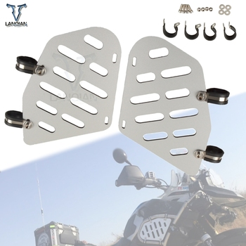 Motorcycle Accessories Tank Guard Cover Protection Motorbike For BMW R1200GS Adv Adventure 90 Years ABS 2013 R1200 R 1200 GS for bmw f650gs abs 2011 2012 motorcycle accessories motorbike headlight protector cover grill guard cover f650 gs abs motobike
