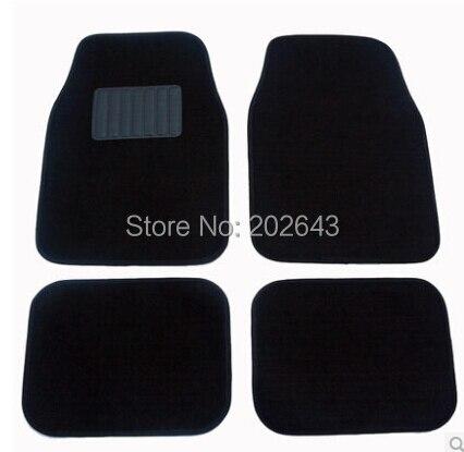 FM001 Auto Fußmatten Teppiche mit PVC wasserdicht Anti-Rutsch-Matte - Auto-Innenausstattung und Zubehör - Foto 2