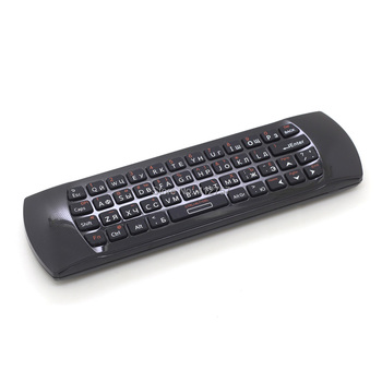 9e948f7b6a6 Mini i25 Air Mouse 2.4Ghz Russian Wireless Keyboard with IR Remote ...