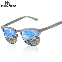Brand Polarized Sunglasses Men New Fashion Eyes Protect Sun Glasses With Accessories Unisex driving goggles oculos de sol(China)