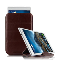 Case Cowhide Sleeve For Lenovo Tab 4 8 Plus TB 8704V 8 0 Tablet Protective Cover