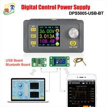 RD DPS5005 связь постоянный DC-DC напряжение тока понижающий модуль питания понижающий преобразователь напряжения вольтметр 50 в 5A