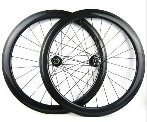 Ширина 28 мм китайская углеродная бескамерная покрышка дорожный дисковый велосипед Тормозные колесные диски 38 мм 50 мм 60 мм 88 мм передние 100*12