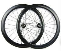 Ширина 28 мм китайский углерода бескамерные довод дорожный диск велосипед тормоз ось колеса 38 мм 50 мм 60 мм 88 мм спереди 100*12 сзади 142*12