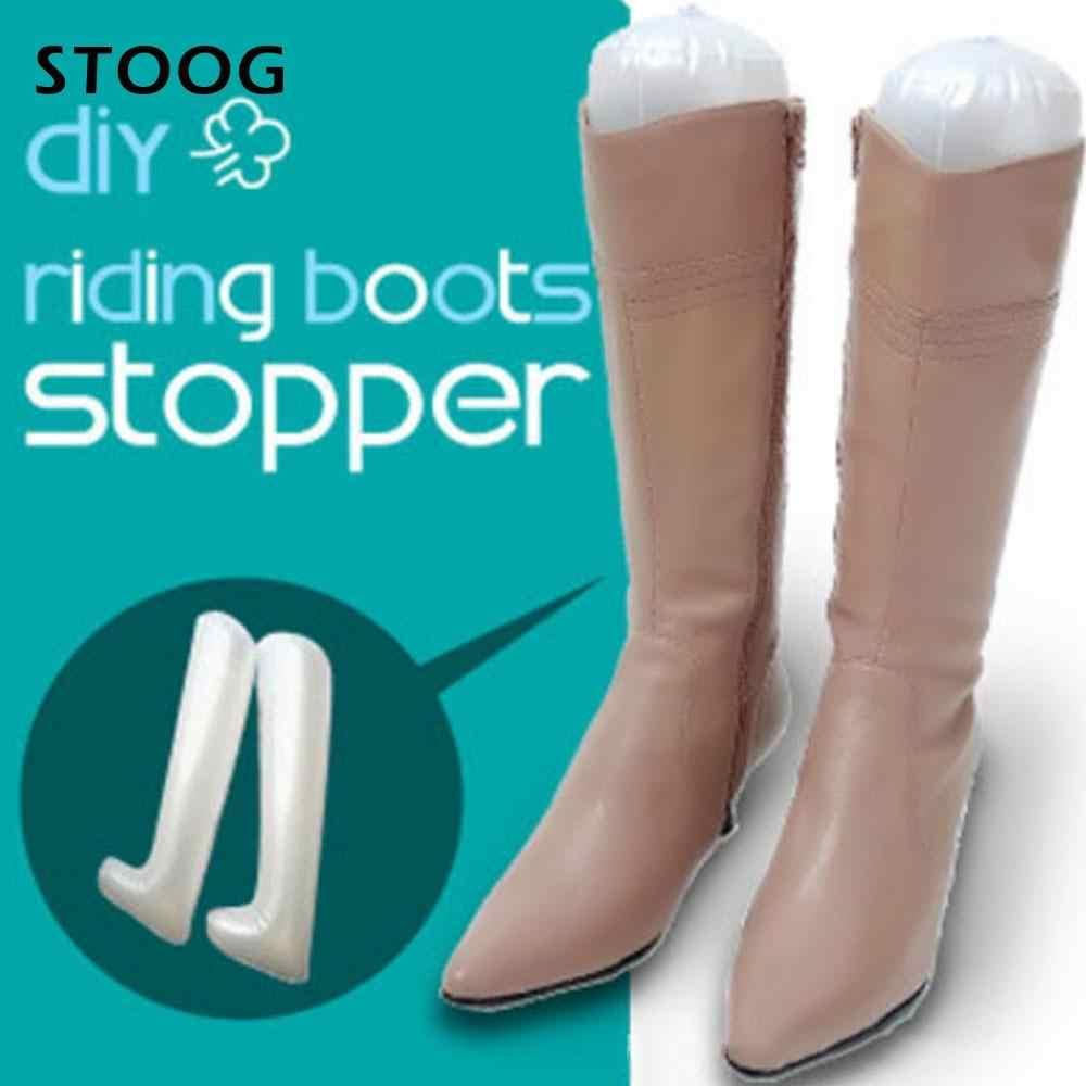 Белая надувная обувь поддержка практичный гаджет держатель для сапог носилки креативная домашняя обувь Органайзер стойка поддержка er