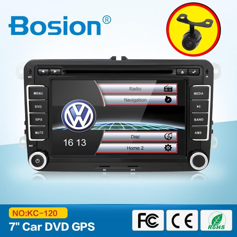 2DIN Car Radio Stereo car dvd player Auto For VW VARIANT BEETLE MULTZVAN SPORTLINE BORA CROSS GOLF 5 6 4 AMAROK Fabia Superb все цены