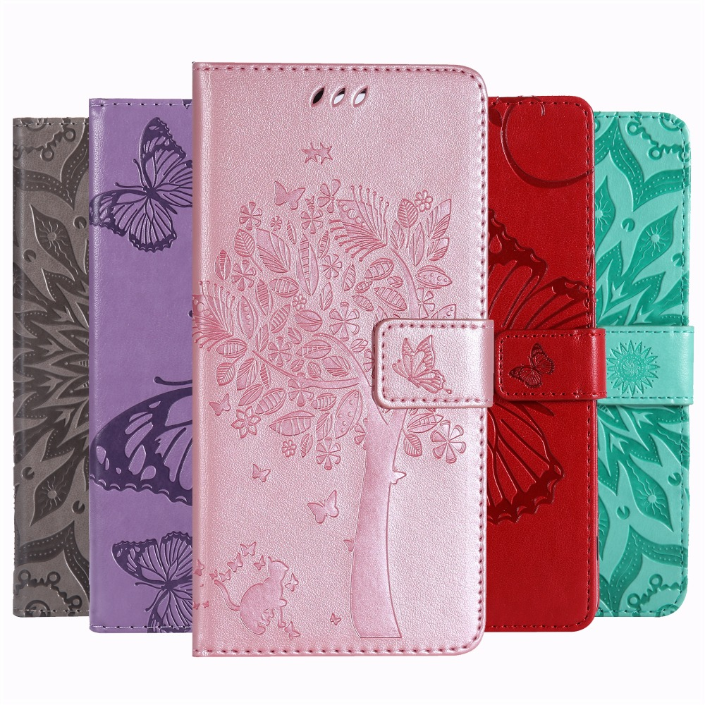 Flip Case For Samsung Galaxy A5 J1 2016 A3 2017 PU Leather + Wallet Cover For Coque Samsung Galaxy J3 J7 J5 2017 Phone Case