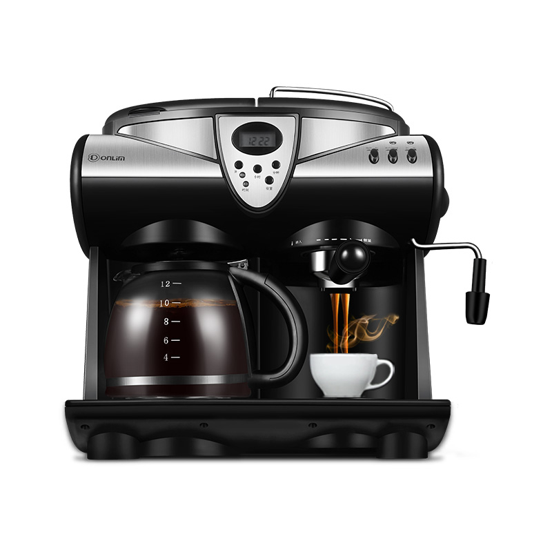20 Bar Cafe American Italian Espresso Automatic Coffee Machine Household Commercial High Pressure Steam Milk Bubble Coffee Maker automatic espresso coffee maker coffee machine high pressure steam espresso machine milk bubble machine