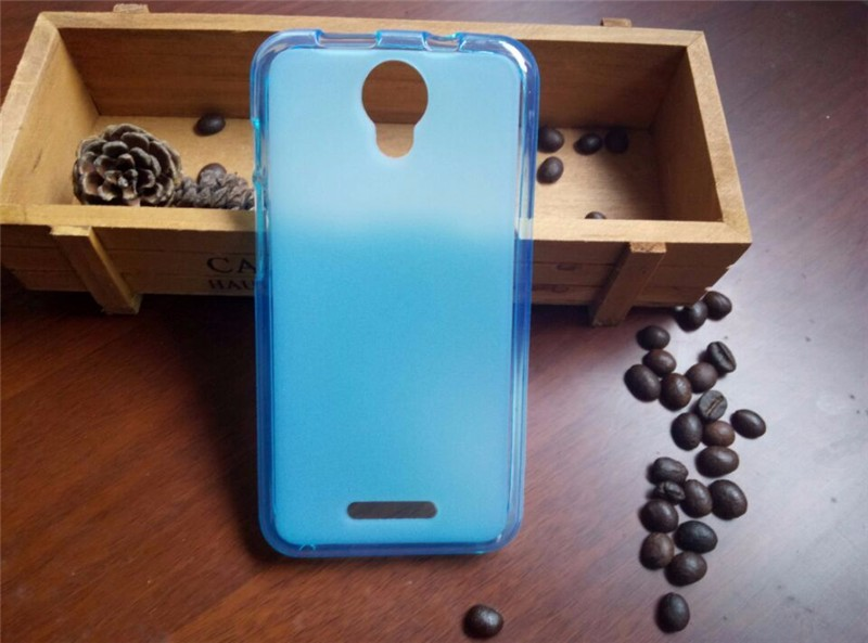 New Matte TPU Back Cover Case For Alcatel One Touch Pixi 4 5.0 5010D Case Silicone 5 Soft Protective Phone Bag With Gift 5010 (12)