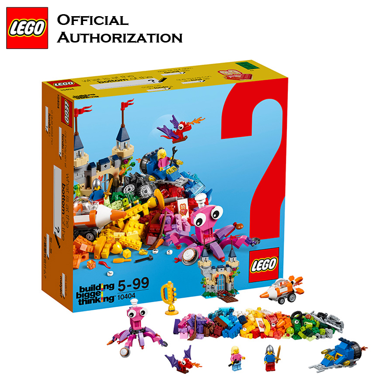 Newest Lego Classic Series Building Blocks Kids Toy Educational Blocks Building Animals Toys 60th Anniversary Edition Brinquedos 2017 new building blocks car toy juniors series compatible lego building educational easy to build blocks lego gift toy