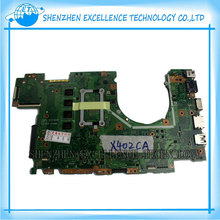 For Asus X502CA X402CA REV2.1 Laptop Motherboard I3 CPU mainboard 100% tested