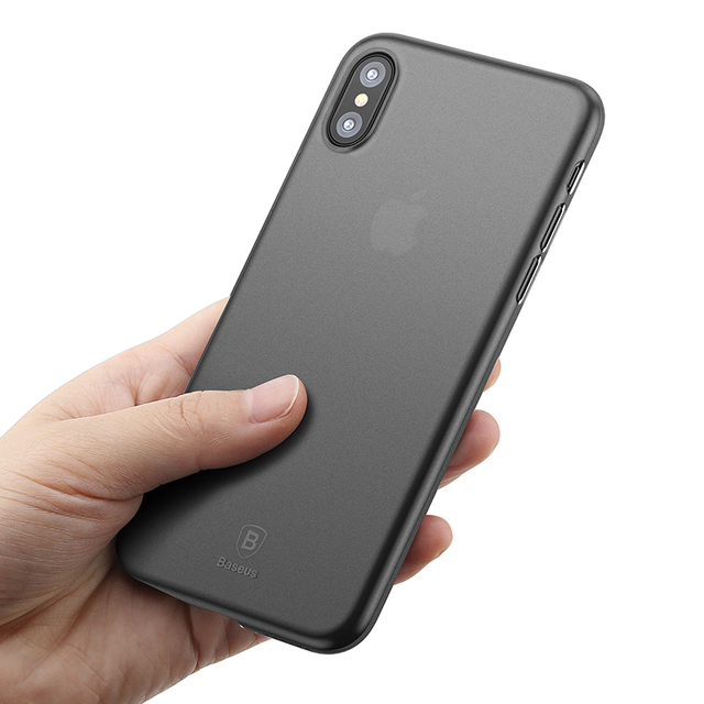 Soft Case for Apple iPhone X