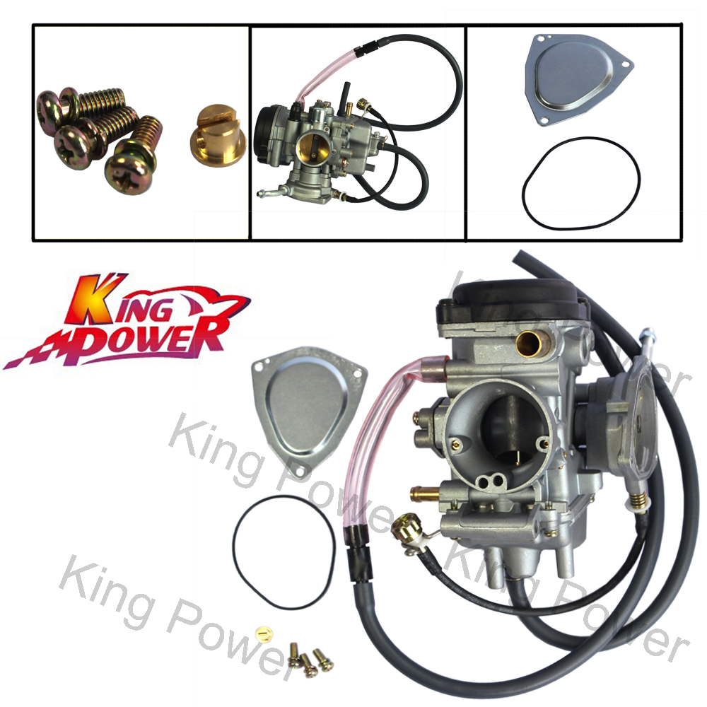 Kp Free Shipping New Carburetor For Yamaha Kodiak 400 Yfm400 2000 2001 2002 2003 2004 2005 2006