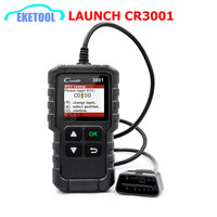 LAUNCH CR3001 OBDII EOBD Code Reader Scanner Supports Full OBD2 Function All Protocols Better Than AD310 ELM327 Creader 3001