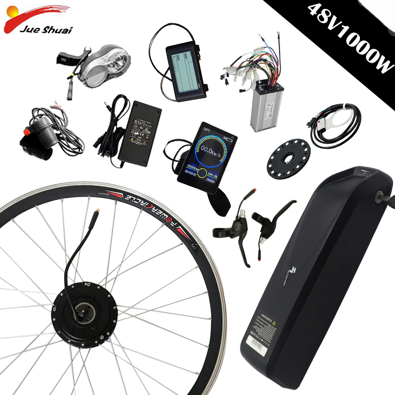 Good quality and cheap e bike kit with battery in Store Xprice