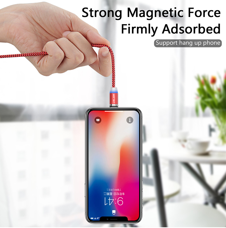 MAGNETIC FAST CHARGING CABLE CHARGER