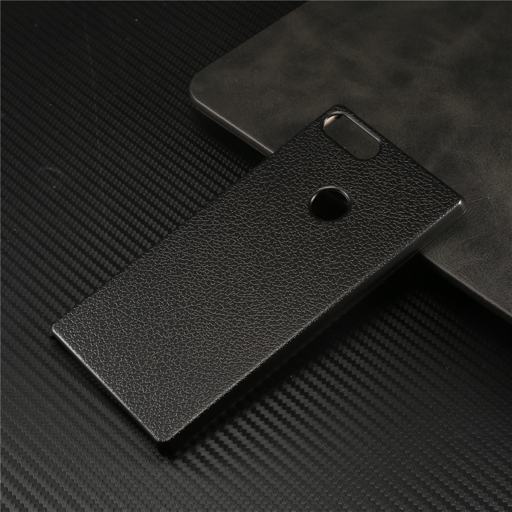 vernee mix 2 plus case with ultra thin pc back cover with perfect touch feeling original ...