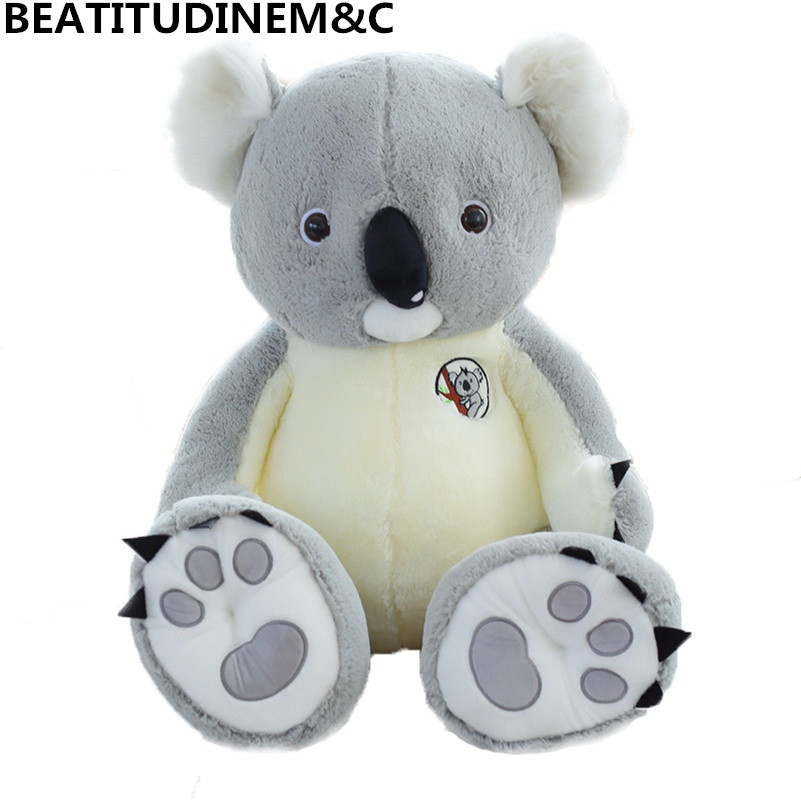 Super Soft Simulation Koala Plush Toys Home Decoration Birthday Gifts Children Christmas