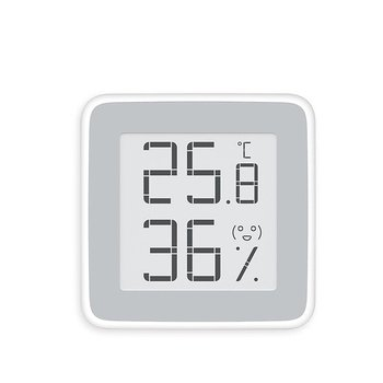 המקורי Xiaomi MiaoMiaoCe חיישן טמפרטורת לחות צג מסך LCD דיו אלקטרוני דיגיטלי מד לחות