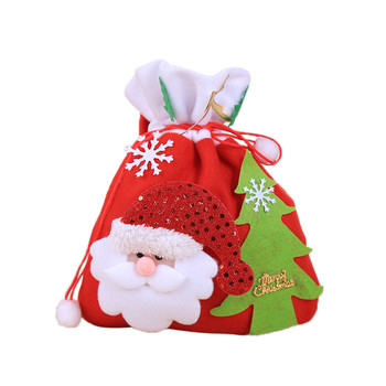 Merry Christmas Candy Gift Bag Xmas Gifts 1