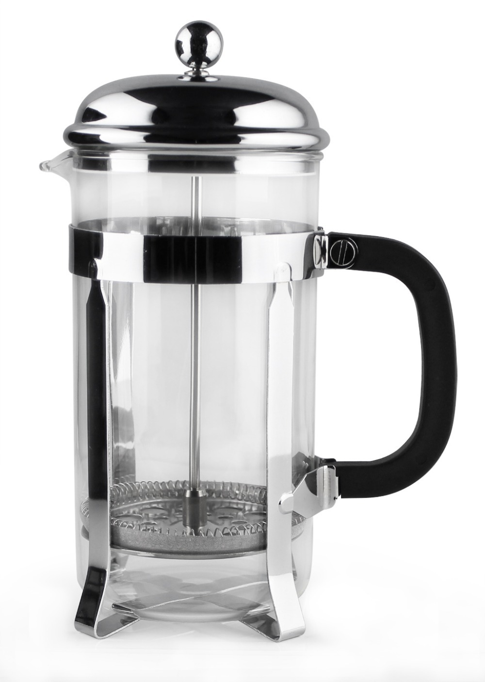 Coffee French Press Tea Maker 6 Cup 800ml Francois Et Mimi Free Shipping Borosilicate Gl