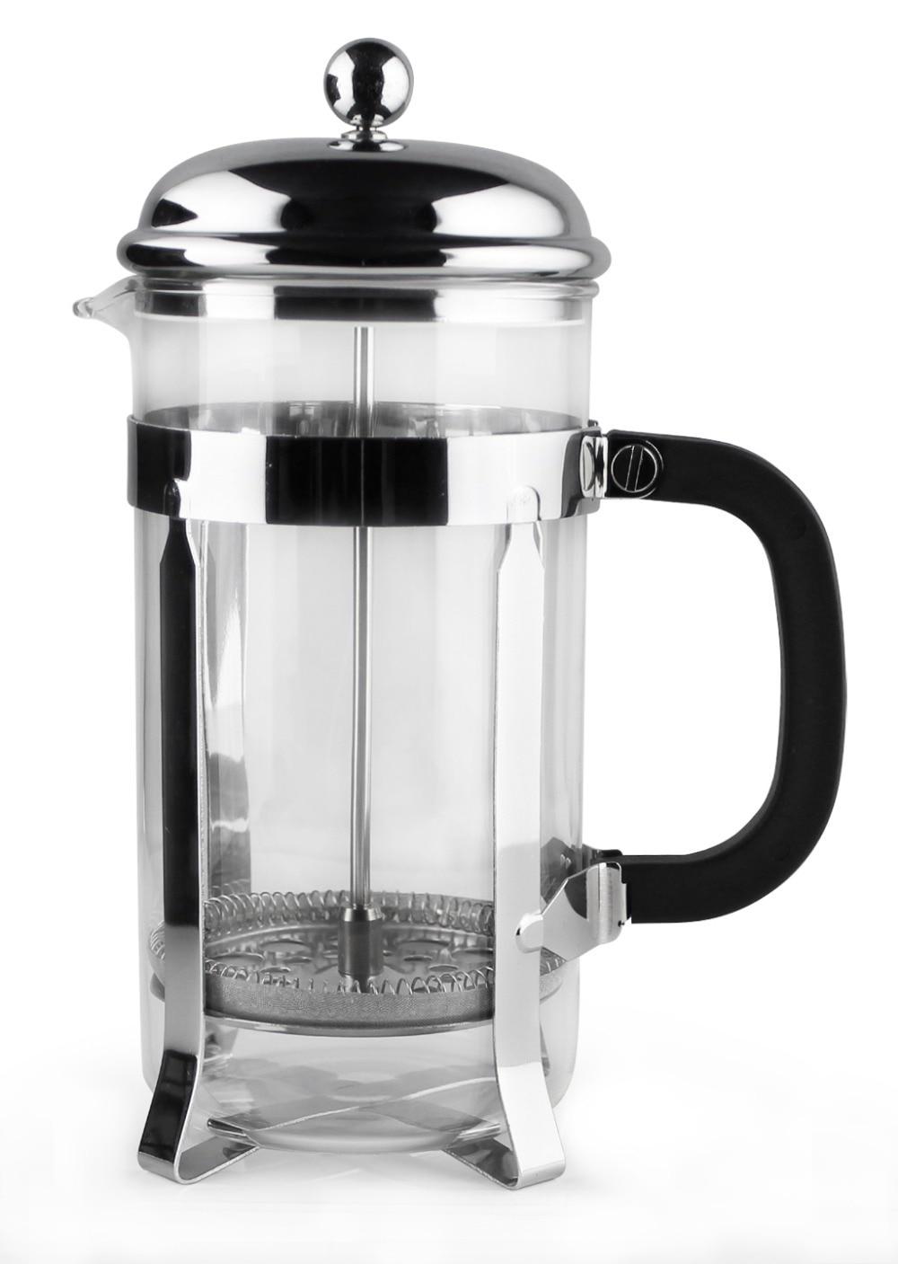 6 Cup 800ml Francois Et Mimi Free Shipping Borosilicate Gl Espresso Coffee French Press Tea Maker Infuser On Aliexpress Alibaba Group