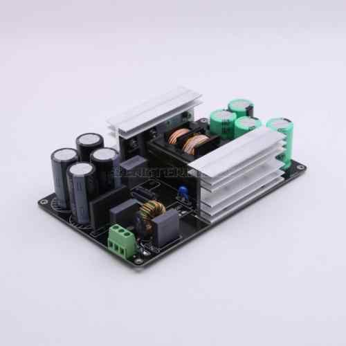 1000 Вт +-DC75V ООО мягкий импульсный источник питания DIY Hi-Fi аудиоусилитель PSU доска