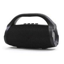 Портативный Bluetooth динамик беспроводной мини Открытый Колонка стерео сабвуфер тяжелый бас громкий динамик Коробка музыка для xiaomi JBL телефон