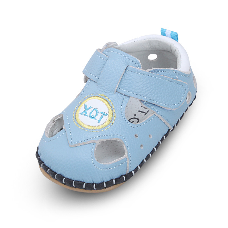 XQT.GZ Baby Girls Boys Shoes Baby Prewalker Hollow Out Shoes Infant Cow Leather Shoe Casual Toddler Shoes