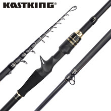 KastKing Alat Blackhawk II Karbon Spinning Casting Rod M, MH Power Ultralight Telescopic Fishing Rod 2.03 M, 2.16 M, 2.21 M, 2.28 M(China)