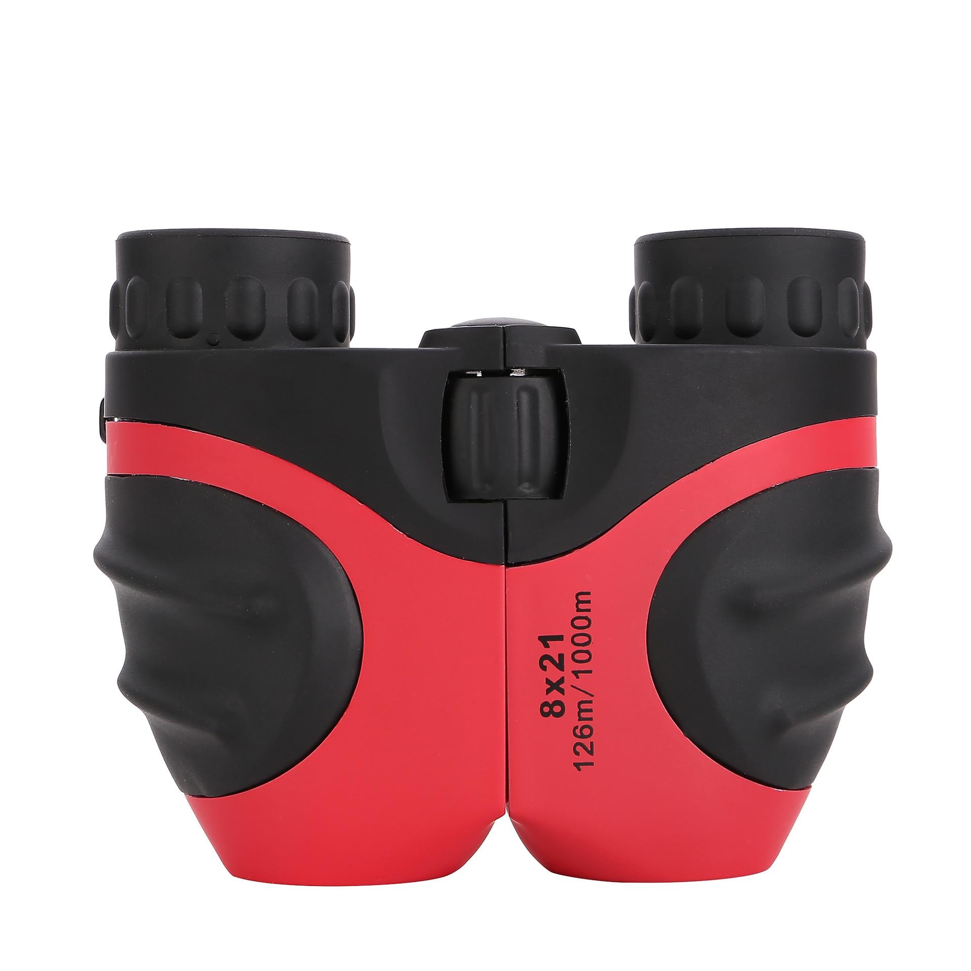 8X21 mini handheld optical Binoculars telescope children telescope portable Professional Hunting Telescope Zoom High Quality
