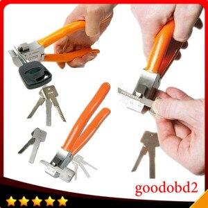 La mejor calidad, máquina duplicadora de llaves, máquina duplicadora de llaves Original LISHI, máquina duplicadora de llaves Herramientas de reparación, herramienta automática para llaves de coche