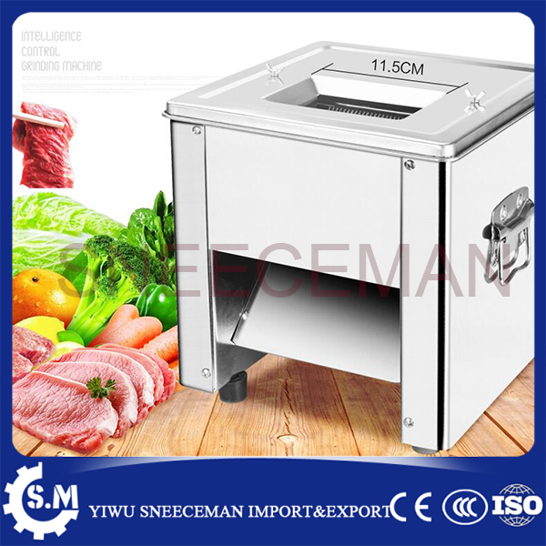 Electric commercial stainless steel cutting wire automatic household meat cutting sliced meat machine чехол g case executive для lenovo ideatab a3500 а7 50 белый