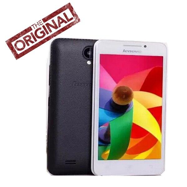 US $47 99  Baru Asli Lenovo A3600D A3600 Ponsel MT6582 Quad Core Android  4 4 4G ROM 4 5