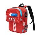 Bolso de escuela del Morral pequeño 3D coches mochilas los niños de kindergarten mochila bebé niñas niños del bolso mochilas a prueba de agua
