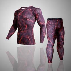 Mma rashguard мужские многофункциональные Фитнес Брюки-футболка набор 3d принт мужские брюки rashgard комплект