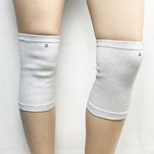 Leg Muscle BIO Microcurrent Knee Bandage Massager Joint Pain Relief Exercise Toning Fitness Tens Therapy Massage