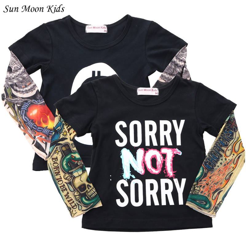 Sun-Moon-Kids-Baby-Boy-Tops-2016-New-Baby-Girls-Tattoo-Long-Sleeve-Mesh-T-shirts-Cute-Baby-Girls-Clothes-Children-T-Shirt-1