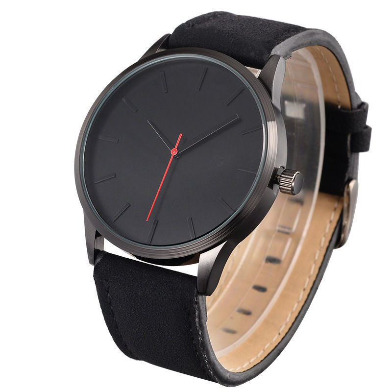 Man Watch 2019 Fashion Minimalist Watches Men Mens Watches Casual Quartz Watch No Logo Watch Relogios Masculino Reloj Hombre