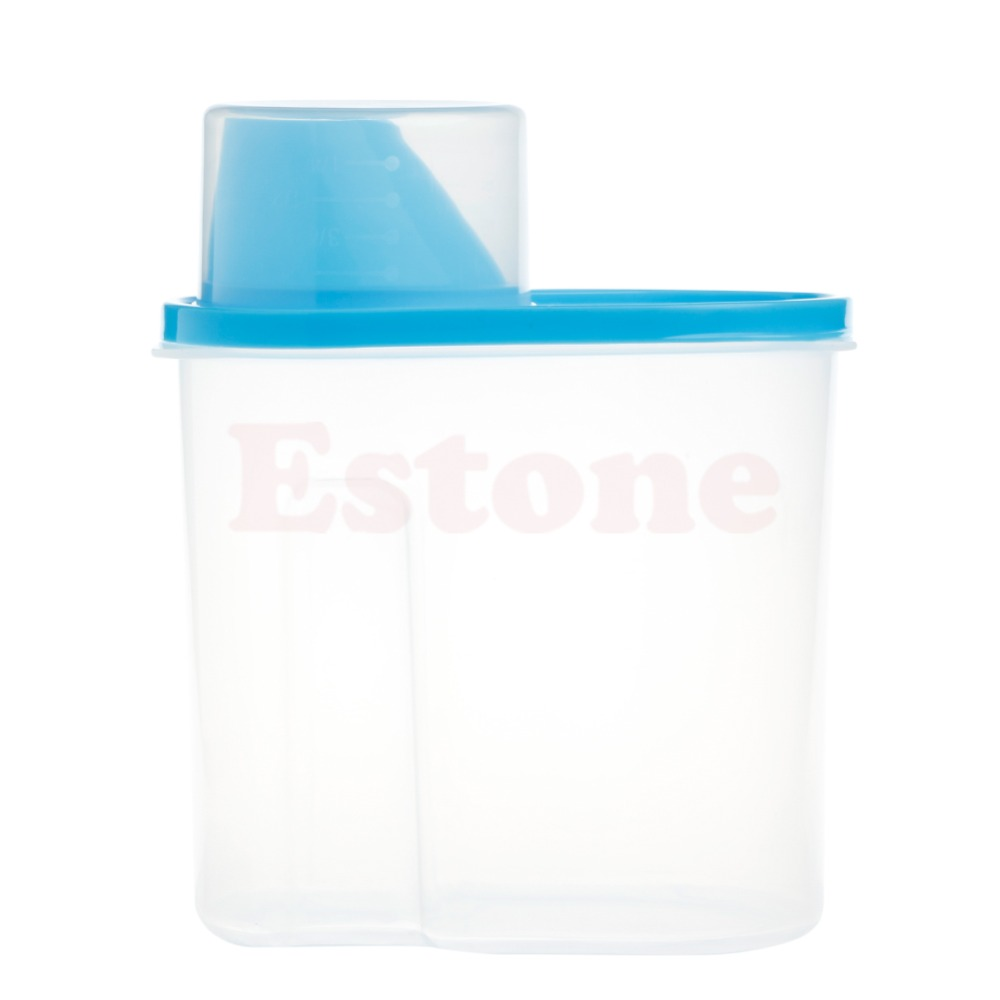 Good Dried Food Cereal Flour Pasta Food Storage Dispenser Rice Container Sealed  Box 1.9L In Storage Bottles U0026 Jars From Home U0026 Garden On Aliexpress.com |  Alibaba ...