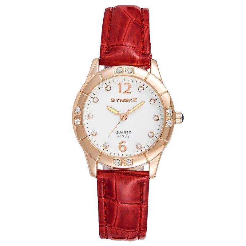 SB0002 Zegarki damskie Wysokiej klasy zegarki damskie zegarki Ze - Zegarki damskie - Zdjęcie 3