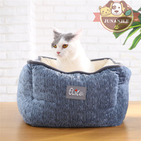 Pet Supplies Home Pet Bed Cat and Dog Supplies Dog Mattress Sofa Kennel Puppy Warm House Cat Dog Accessories Christmas