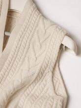 100% cashmere long cardigan sweater coat
